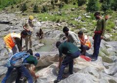जम्मू कश्मीर के होंजर डच्चन गांव में बादल फटने से मची तबाही, चार की मौत 30-40 लोग लापता, SDRF, सेना और स्थानीय प्रशासन बचाव कार्य में लगा