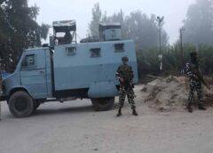 पुलवामा में सुरक्षाबलों और आतंकियों के बीच जबरदस्त मुठभेड़ जारी , मोस्ट वॉन्टेड लश्कर आतंकी उमर को घेरा, एक दहशतगर्द ढेर, उमर मुश्ताक श्रीनगर में दो पुलिसकर्मियों की हत्या में शामिल था, पढ़िए पूरी रिपोर्ट
